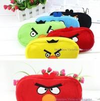 5PCS Cartoon Birdy Plush Pen Pencil BAG Pouch Case Packs Pendant Cosmetic & Beauty Pouch Bag Case Coin Purse Wallet BAG