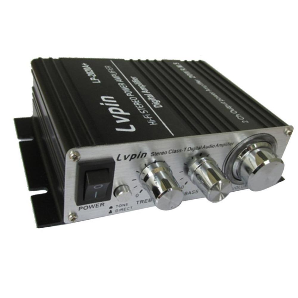 Dayton Audio DTA-Class T ACDC Battery Powered Mini Amplifier