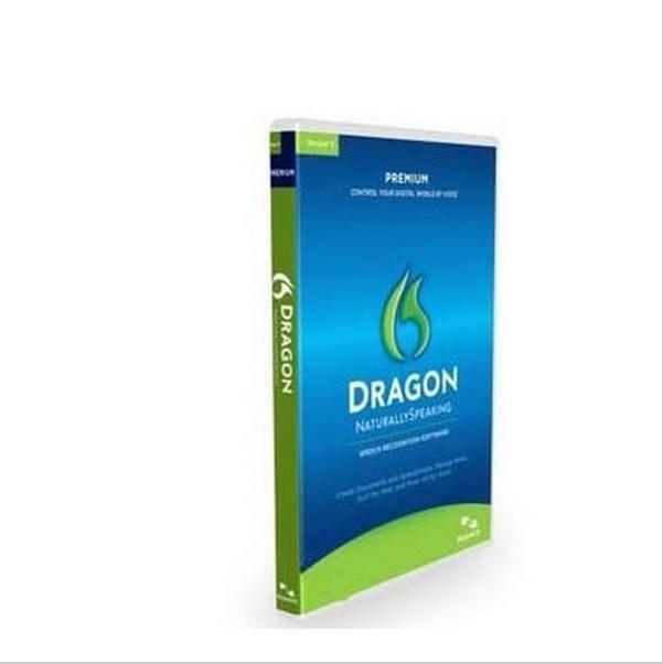 Dragon NaturallySpeaking Home Edition Dragon