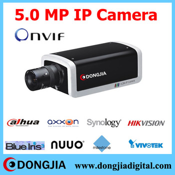 "DA-IP8588B 1/2.5"" CMOS sensor box 5 megapixel indoor ip camera"