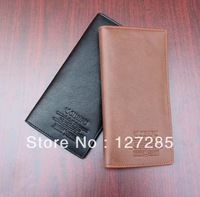 Business Men's Wallet Male Long Wallet Mens Wallets Multipleclamping Purse Card Package Free Shipping