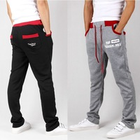 Free Shipping,2013 New Men Casual Sports Pants/ loose male trousers