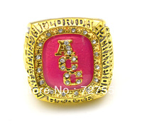 Hot Selling Fans Articles Fashion The 2012 San Francisco Giants Championships Ring Fans Memorial Jewelry Free Shipping