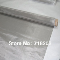 Direct Factory-- 500 mesh stainless steel wire mesh 1mx5m per lot --free shipping