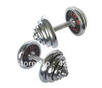 10kgs eletroplating & adjustable dumbbellfitness equipment household male sports equipment  dumbbell set dumbbell