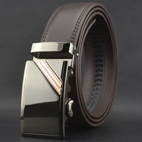 Brand Coffee Black Leather Leather Belt Wholesale New Casual Men's Belt Fashion Gift Free Shipping