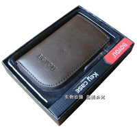 Genuine counter Bo Friends Leather Wallets Top grade Multifunction Men's Genuine KH500 Key Chain