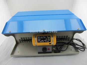 hot sale mini bench lathe,mini table polisher, jewelry Polishing motor with Dust Collector, Mini Polishing Machine