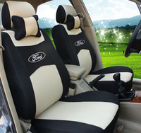 Ford fox fiesta sandwich car seat cover car customize