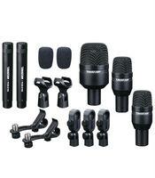 New Takstar DMS-D5 Drum Set Series Black Series Drum Kit 5 Microphones drum microphone kits free shipping