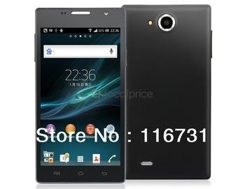 CUBOT C11 Android 4.2 Smart Phone MTK6572 Dual Core 5.0 Inch IPS Capacitive Screen ROM 4GB 5.0MP WIFI/GPS/FM/Bluetooth/Ebook