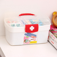 Health care box multifunctional drug glove box storage box medicine box 4897
