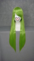 "Costume Party 32"" Green Cosplay Wigs - CODE GEASS"