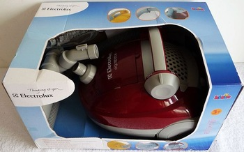 hsb-toys Klein electrolux child super artificial vacuum cleaner toy