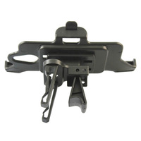 Dealfon Mini Car Dashboard Air Vent Mount stand Holder For Sony Xperia P LT22i