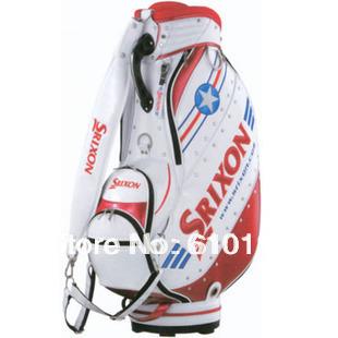 Golf ball golf ball bag srixon standard ball bag multicolor,limited golf bag,promotion sport product,free shipping