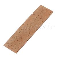 Free Shipping 1PCS  Natural Clarinet Neck Cork Sheet 2mm Bb Clarinet Joint Cork Clarinet Neck Cork