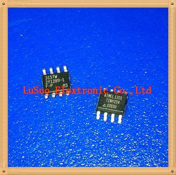 10PCS Free Shipping ATTINY25V-10SSU TINY25V-10SSU TINY25V 8-bit Microcontroller with 2/4/8KBytes In-System Programmable Flash