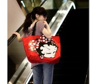 New 2013 BETTY boop bags women's handbag girls super large bags shopping bags school