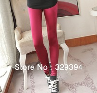 Free shipping!2013 autumn new Korean original single luxury silk satin lady nine Leggings / retail and wholesale