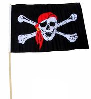 Halloween supplies halloween props decoration pirate decoration pirates flag
