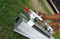 seperate machine + cutting line + uv lamp + loca + liquid oca holder + screen film + oca remover + mould + roller