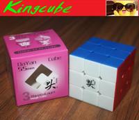Dayan Zhanchi 55mm Mini 3x3 Speed Cube 6 Color Stickerless