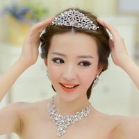 The bride accessories bridal necklace earrings piece set the bride necklace bride chain sets wedding accessories wedding