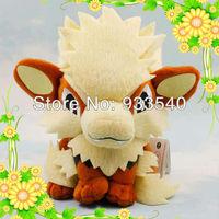 18cm Japanese Anime Arcanine Stuffed Plush Toy,1pcs