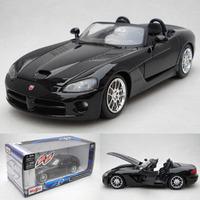 Dodge viper srt-10 2003 alloy car model gift