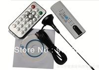 USB DVB-T2 USB DVB-C USB DVB-T Support SDR FM DAB Enjoy future-proof DVB-T2/T/C technology on your PC  Free shipping