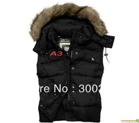 New arrivals women's winter hooded sleeveless vest ladies fashion down filled leisure shiny vest