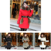 2013 brand new winter jacket for women / down jacket for women / women's Winter jacket 8 colors, M-2XL, wholesale WO-001