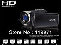 "Camcorder Full HD 1080P Full HD video cameras with 16Mp max 16x digital zoom 3"" Touch Screen Digital Video Camera,Free Shipping"