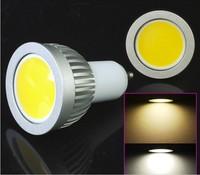 High Quality, 3W 5W 7W LED COB Spot Light Bulbs lamp High power Rotundity Epistar Light Bulb Lamp AC85V-265V,Free shipping