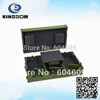 China Custom flight case ,Professional CDJ and DJM cover box for CDJ200 +DJM350 with sliding PC table