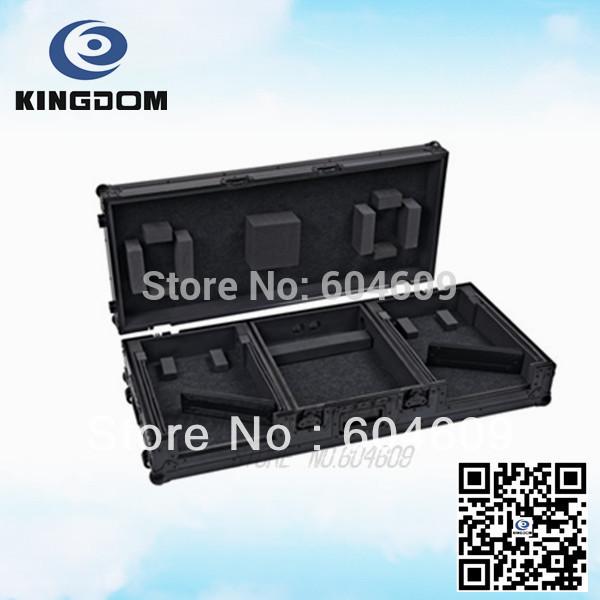Custom Made DJ flight case for CDJ800+DJM800(China (Mainland))