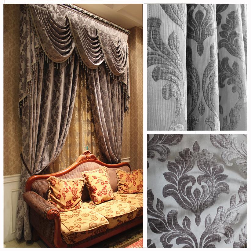 Purple velvet curtain promotion online shopping for promotional purple