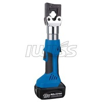 EZ-150 Mini Battery Crimping Tool for 4-150mm2 cable,Li-ion power and head rotates 180