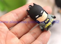 Retail genuine 2G/4G/8G/16G/32G batman style flash drive cute stitch pen drive silicone usb flash drive Free shipping