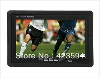 "Worldwide Free Shipping 7 "" Digital Screen LCD TFT LED Car Monitor with Remote Control (Black)"