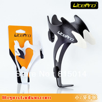 Litepro bicycle water bottle rack aluminum alloy one piece elastic water bottle holder