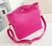 New European and American fashion bags 2013 new handbag shoulder bag diagonal Ms. bags temperament women leather handbags