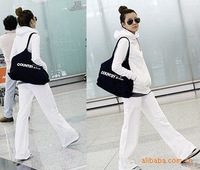 Hot Hot Korean version COUNTRY ROAD large shoulder bag fashion canvas handbag one hand from the grant