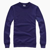 O-neck sweatshirt navy blue