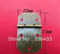 Wholesale hinge hinge 22 * 30MM5 small square hole