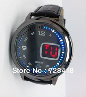 Brand New Best Selling Dashion LED Watch Free Shipping+ Drop Shipping 1pcs