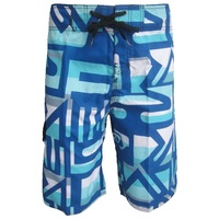 Free Shipping New Swimwear Surf Board Men Shorts Boardshorts Beach Pants Blue