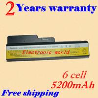 Laptop Battery for Lenovo 3000 G430 G530 N500 G550 G450 B460 42T4585 42T4586 51J0226 L08O4C02 L08O6C02 L08S6C02