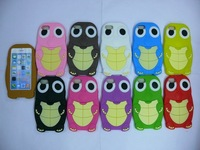 Sea turtle design cover case For Apple 5C case,Free shipping.